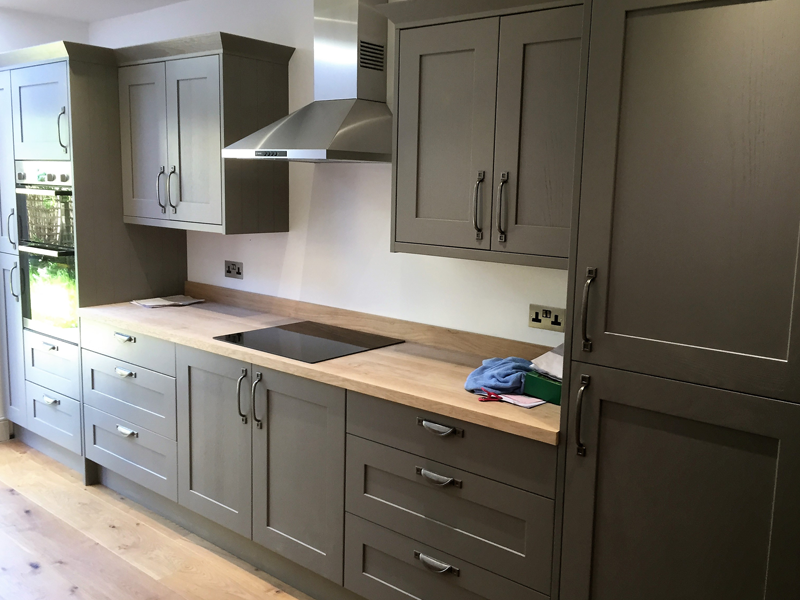 Bespoke Kitchens from Grangewood Joinery London Ltd